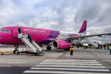 wizzair loty do luton