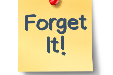 Forget It Office Note