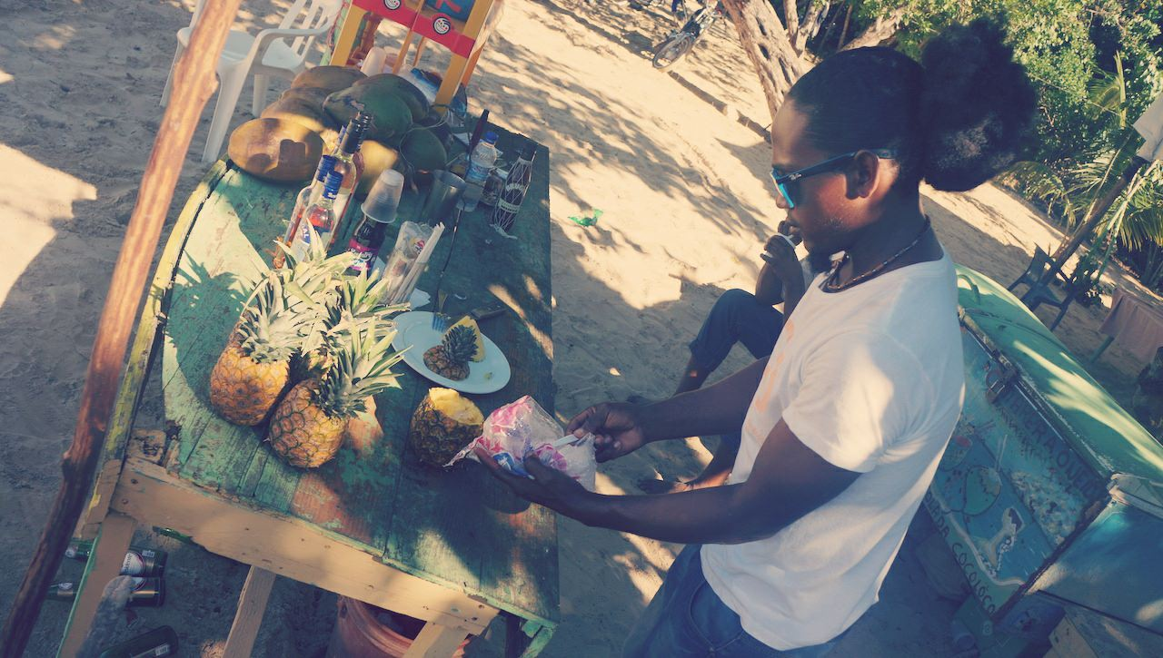 drink ananas