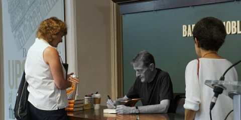 lee child barnes and noble
